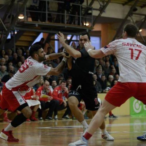 Dinamo, în cădere liberă în Liga Zimbrilor, învinsă și devansată de HC Odorhei