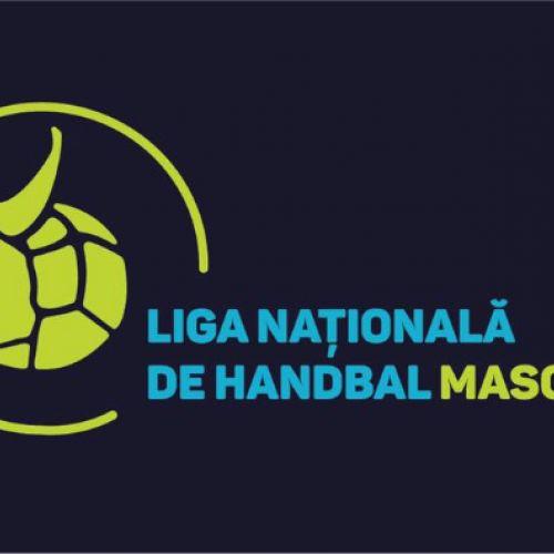Final de tur în Liga Zimbrilor. HC Dobrogea Sud a câștigat duelul cu Steaua București