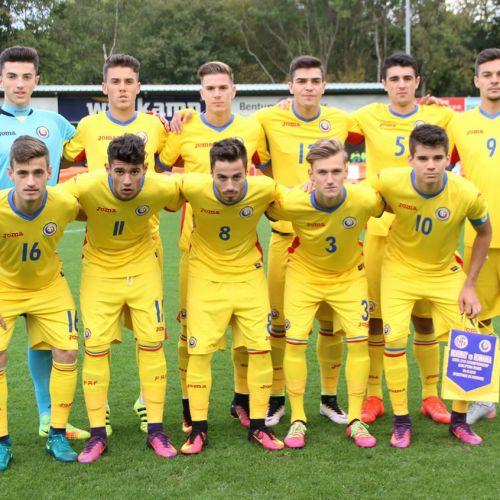 Naționala U-19 a României și-a aflat adversarele pentru turul de Elită al Campionatului European 2018
