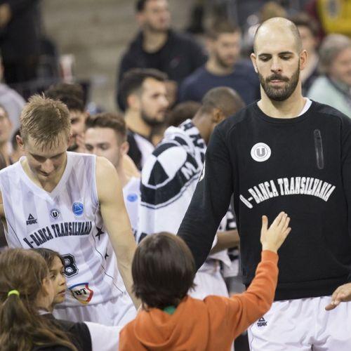 U BT Cluj termină pe primul loc în grupa E din FIBA Europe Cup