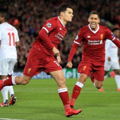 Liverpool, Porto, Sevilla și Șahtior, ultimele calificate în primăvara Champions League