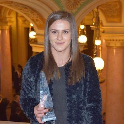 Alina Vuc, desemnată sportivul anului la Gala Federației de Lupte