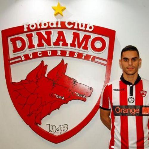 Dinamo a făcut primul transfer: croatul Ivan Pesic