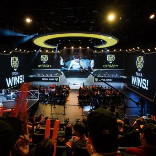 Americanii dau startul în Overwatch League