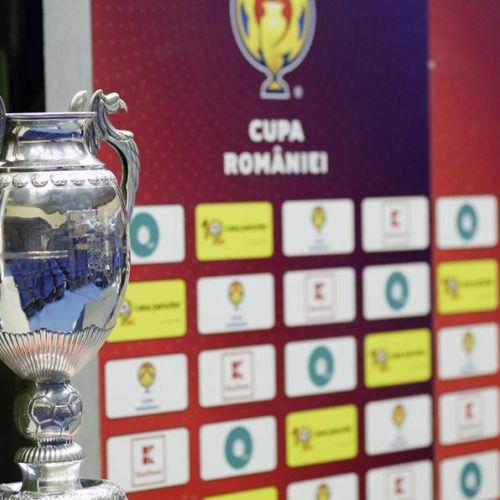S-au stabilit sferturile Cupei României. Craiova va juca cu Dinamo, iar FCSB se va deplasa la Sibiu
