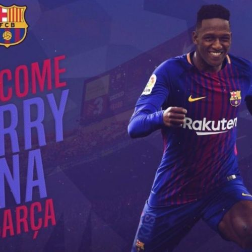 Barcelona l-a transferat oficial pe Yerry Mina