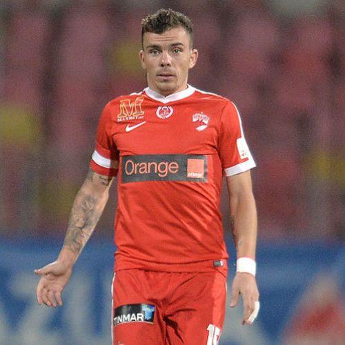 Nistor s-a întors la Dinamo