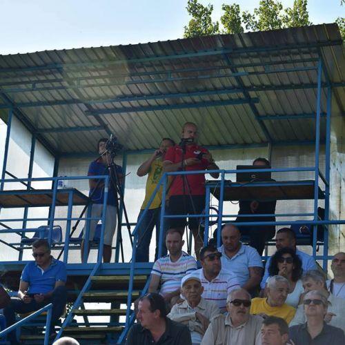 """Exclusiv. Interviu cu Daniel Bâlteanu, crainicul Timișoarei Saracens: """"Trebuie să fii  omul care ridică tribunele în picioare în momentul în care echipa nu o face"""""""