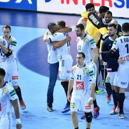 Cronica primei zile de la Campionatul European de handbal masculin