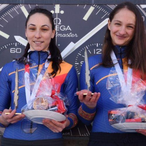 România a încheiat cu două medalii CM de juniori la bob şi skeleton