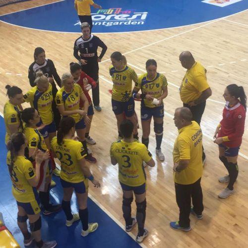 Corona Brașov l-a cooptat pe campionul mondial Gabriel Kicsid pentru a redresa echipa de handbal feminin