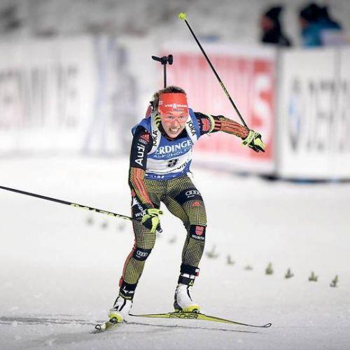 Eva Tofalvi, locul 81 în proba de biatlon la PyeongChang