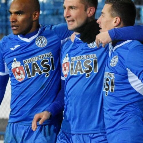 Se încinge lupta pentru play-off. Poli Iași câștigă cu FC Botoșani în etapa a 24-a din Liga 1