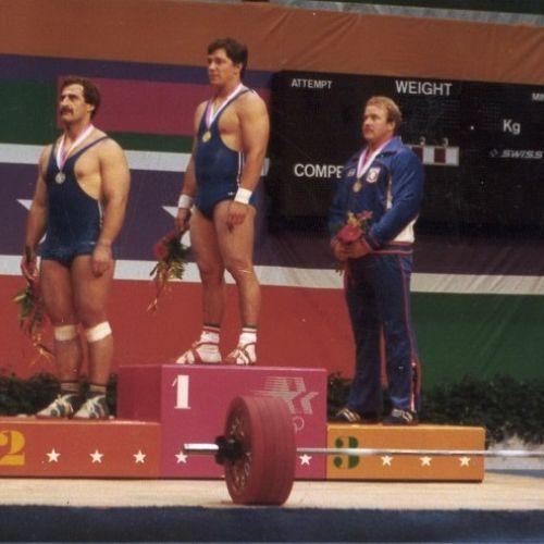 Povestea uitată a halterofilului Ștefan Tașnadi, medaliat cu argint la Jocurile Olimpice din 1984
