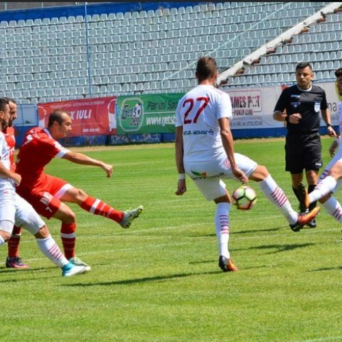 Liga 2: UTA și Hermannstadt remizează în derby-ul zilei.