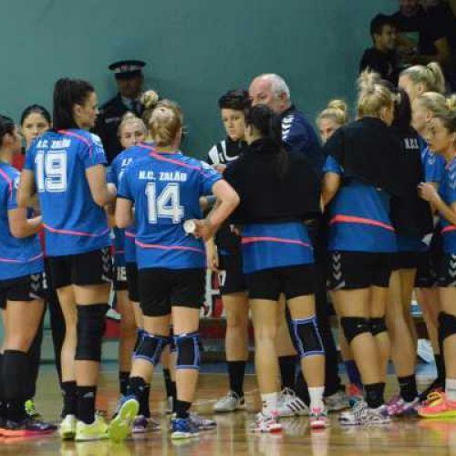 Înfrangere și eliminare pentru HC Zalău în Cupa EHF