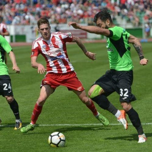 Sepsi Sf Gheorghe întoarce spectaculos scorul cu Gaz Metan și se impune cu gol în prelungiri