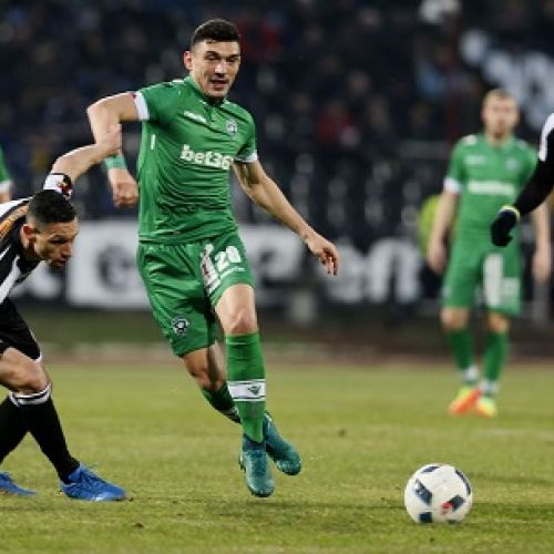 VIDEO / Keșeru înscrie un gol decisiv, direct din corner, în meciul cu Levski