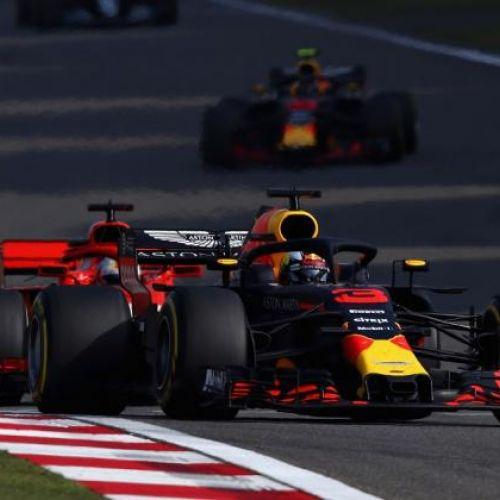 Formula I: Daniel Ricciardo, învingător la Shanghai