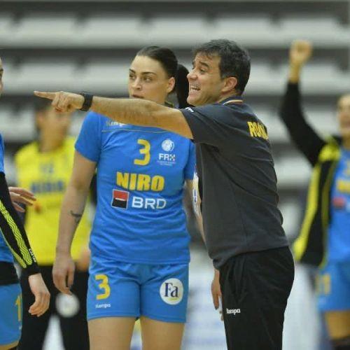 Martin Ambros va testa 20 de jucătoare într-un stagiu pentru naționala secundă a României