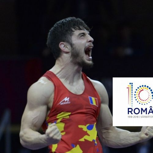 Mihai Mihuț a devenit campion european la lupte greco-romane