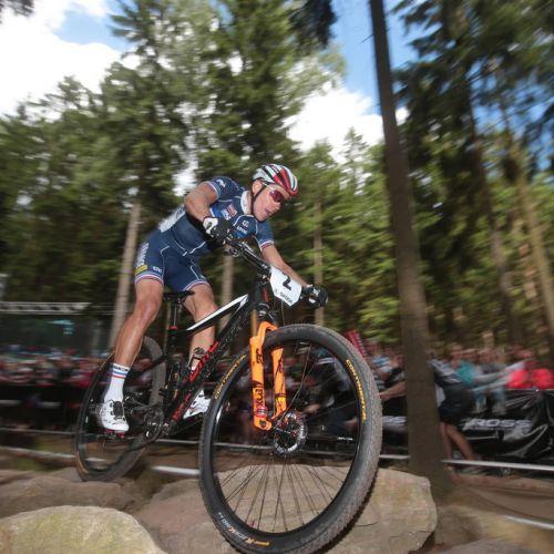 Absalor renunță la ciclism. Julien Absalon abandonează MTB-ul din cauza alergiilor