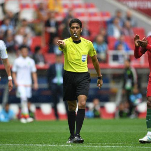 Unul dintre arbitrii care ar fi trebuit să oficieze la Cupa Mondială, suspendat pe viață pentru corupție