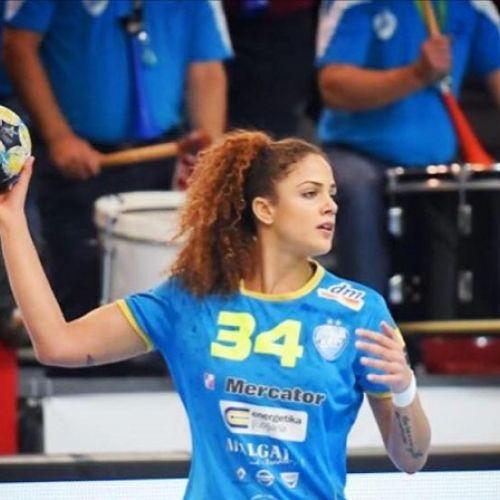 SCM Craiova a transferat-o pe Lamprini Tsakalou, de la Krim Ljubljana