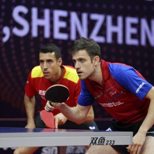 Ovidiu Ionescu, argint la China Open, alături de spaniolul Alvaro Robles