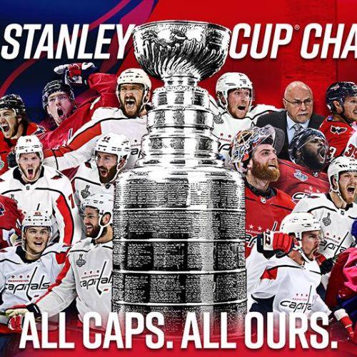 Washington Capitals a câştigat pentru prima dată în istorie Cupa Stanley