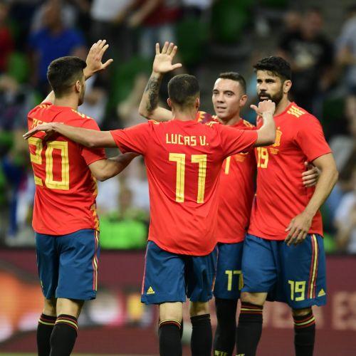 Prestații sub așteptări pentru Franța și Spania înaintea Mondialului