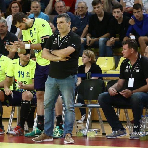 Mondialul se îndepărtează. Naționala de handbal masculin a României, învinsă în Macedonia
