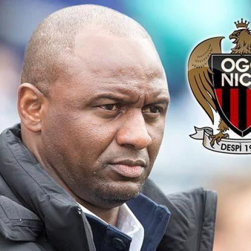 Patrick Vieira o preia pe OGC Nice