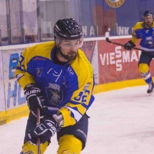 Hocheistul canadian Garrett Clarke și danezul Henrik Nielsen vor juca la Corona Brașov