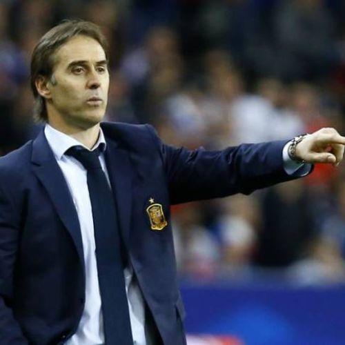 Julien Lopetegui va fi noul tehnician al lui Real Madrid