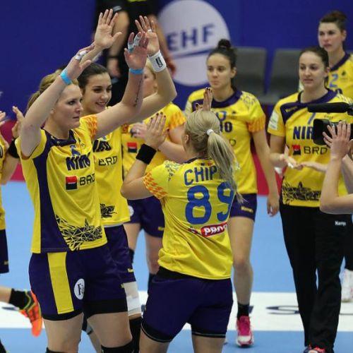 România și-a aflat adversarele de la CE 2018 de handbal feminin