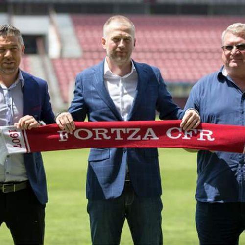 Edi Iordănescu este noul antrenor al lui CFR Cluj