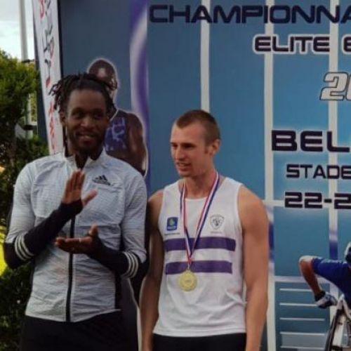 Record european în proba paralimpică de 200 de metri