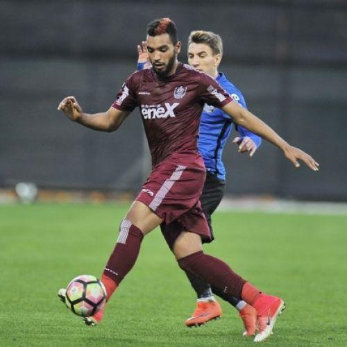 Telenovelă încheiată: Omrani și-a prelungit contractul cu CFR Cluj