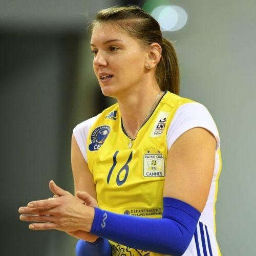 Nadia Kodola, căpitanul Ucrainei, va juca la CSM București