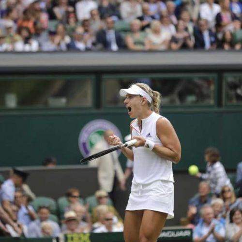 Se cunoaște careul de ași din proba feminină de la Wimbledon