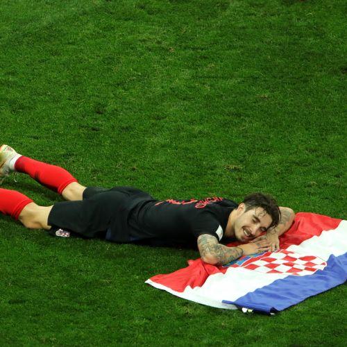 Croația reușește surpriza și o trimite acasă pe Anglia