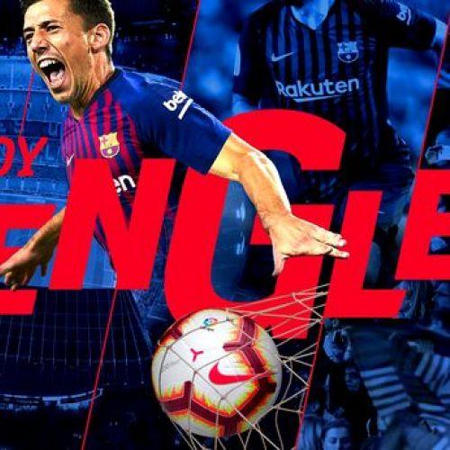 FC Barcelona s-a întărit în defensivă, prin cooptarea francezului Lenglet