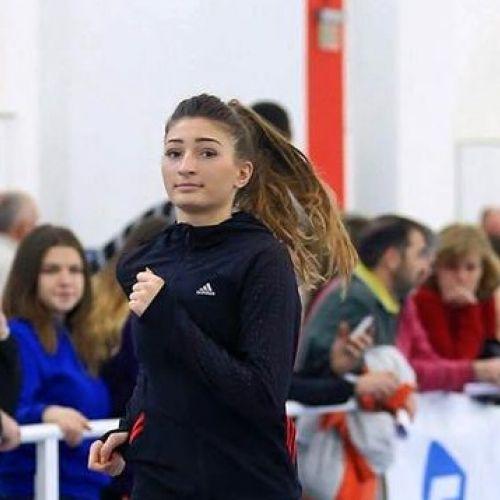 Exclusiv. Interviu cu sprintera Adina Cîrciogel, o speranță a atletismului românesc: Proba de 400m mă ține în priză