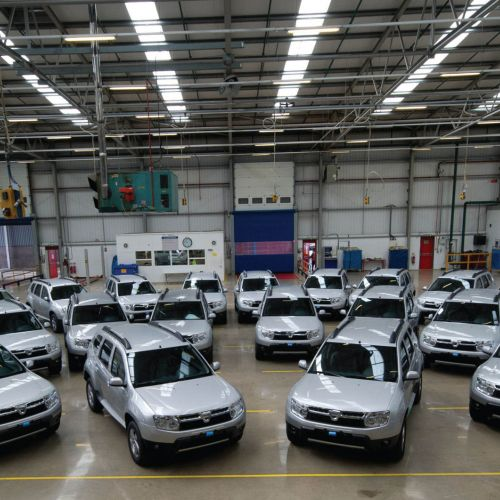 România, a opta producătoare de mașini a UE în prima parte a anului