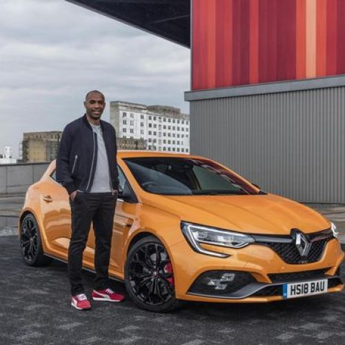 Thierry Henry devine ambasador Renault