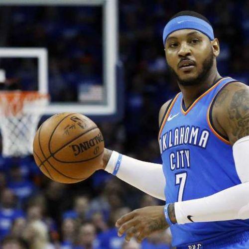 Carmelo Anthony a ajuns la un acord cu Houston Rockets