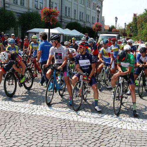 Un ciclist paralimpic a câștigat prima etapă din Turul ciclist al Ținutului Secuiesc