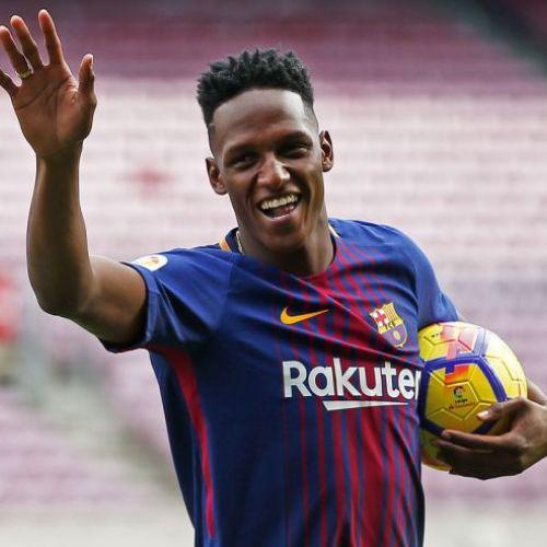 Mutări pentru echipele spaniole: Barcelona l-a vândut pe Yerry Mina, Atletico Madrid l-a achiziționat pe Kalinic