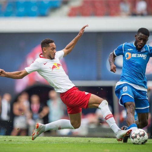 Onoare și atât. U Craiova nu a mișcat pe frontul de la Leipzig, în Europa League